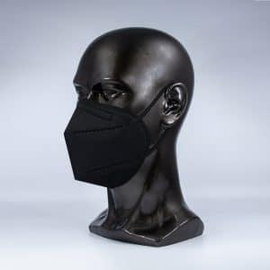 Promedor FFP2 Maske, Schwarz