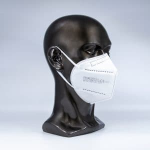FFP2 Atemschutzmaske ohne Ventil