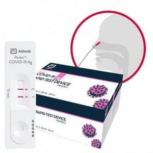 Panbio™ Antigen-Schnelltest (Nasal)