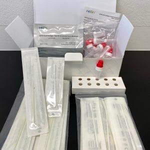 Hecin 2019-nCoV Antigen-Test Kit